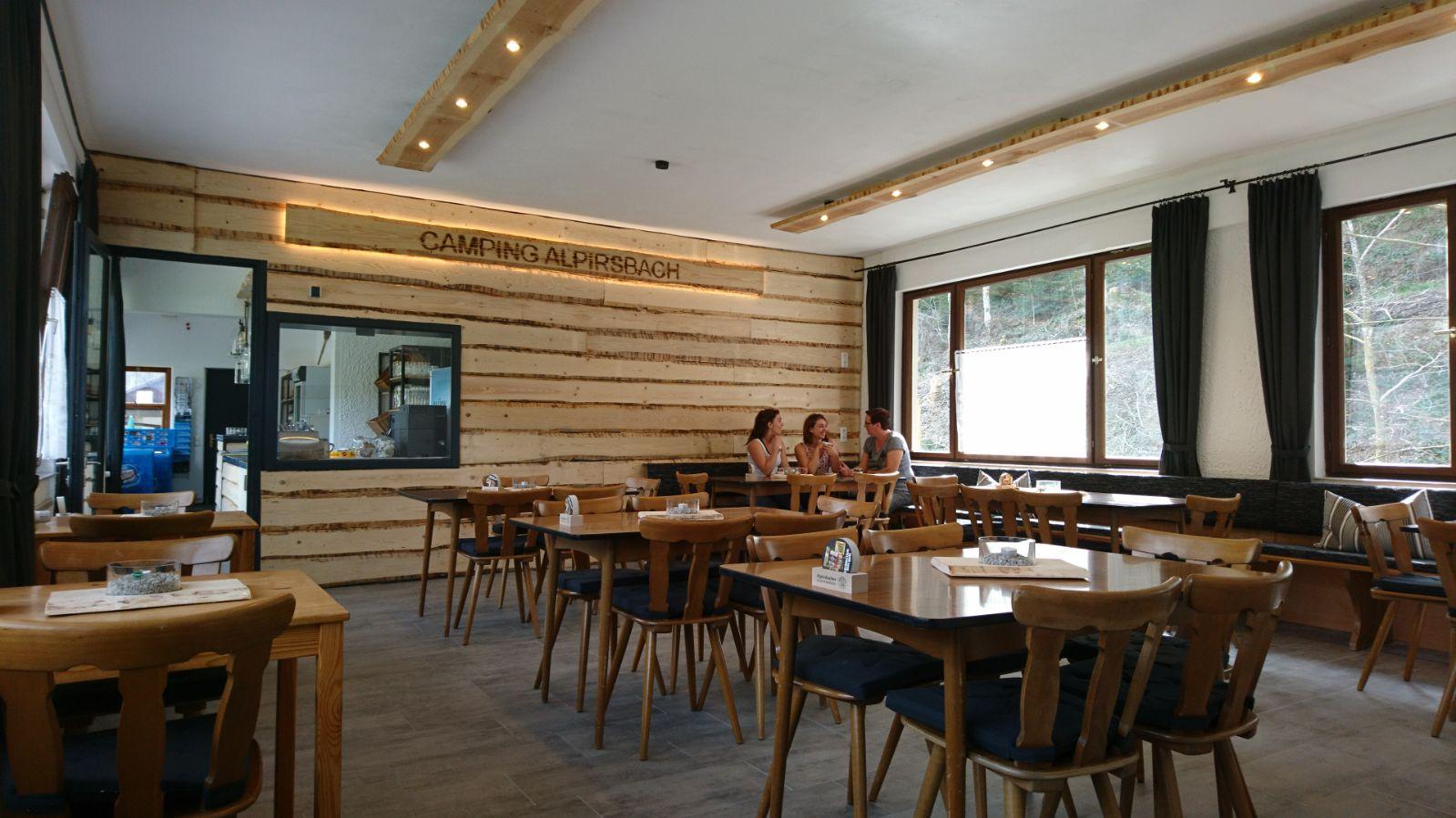 Camping Alpirsbach Restaurant