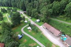 Camping Alpirsbach Vogelperspektive