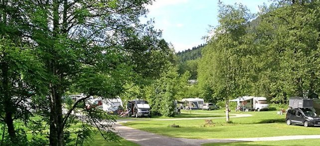 camping site
